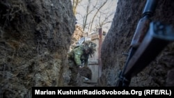 In The Trenches And Under Fire In Eastern Ukraine
