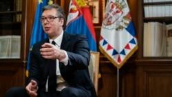 Vučić za RSE: O Kosovu posle izbora u Srbiji