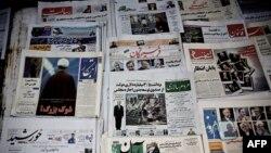 Фотографии утвержденных и дисквалифицированных кандидатов на участие в президентских выборах в Иране 14 июня.
