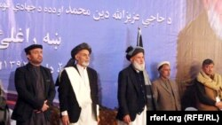 Ashraf Ghani is seeking to strengthen his diverse coalition.
