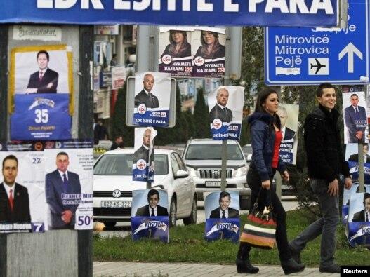 Парламентські вибори в Косові – перші після проголошення незалежності