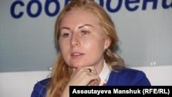 Заңгер Анна Смирнова. Алматы, 25 қараша 2015 жыл.