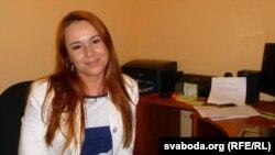 Polish NGO worker Magdalena Kalinowska