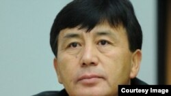 Посол Кыргызстана в Турции Ибрагим Жунусов.