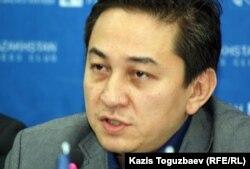 Адиль Джалилов, председатель Медийного альянса Казахстана.