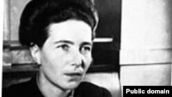 Simone de Beauvoir (1908 – 1986)