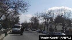 Взрыв произошел на этой улице