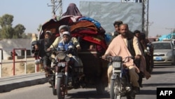 پنج هزار خانواده در جنگ هلمند آواره شده اند.