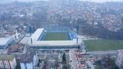 Stadion na kojem je završen rat u Sarajevu