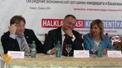 Trei deputați ruși la Comrat