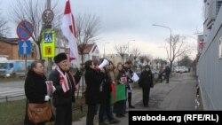 Акцыі салідарнасьці прайшлі ў Варшаве і ў студзені