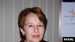 Russia -- Dmitrieva, Oksana, deputy of the state Duma 12Sep2007