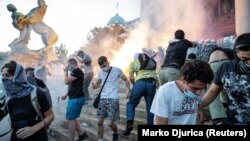 Protesti, Beograd
