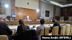 """Javna debata """"Godišnji izveštaj Zaštitnika građana za 2015. godinu - institucionalna i društvena debata"""", Beograd, 21. jun 2016."""