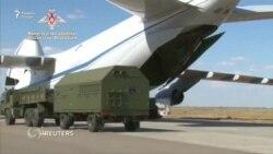 Русия ба Туркия пойгоҳи баҳсбарангези С-400 ирсол намуд.