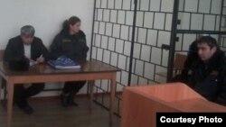 Muattara Juraeva in court
