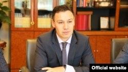 Джамолиддин Нуралиев, первый зампредседателя НБТ