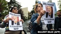 جمال خاشقجی، روزنامه منتقد عربستانی، روز دوم اکتبر پس از ورود به کنسولگری عربستان در استانبول ترکیه ناپدید شده است.
