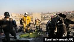 در جریان سرنگونی هواپیمای اوکراینی شماری از شهروندان دو تابعیتی جان خود را از دست دادند.