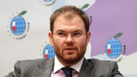 Sergiu Cioclea is currently a senior manager at the French bank BNP Paribas.