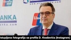 Crnogorski biznismen Duško Knežević, fotoarhiv