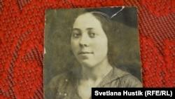 Мать Полины до ссылки в Сибирь