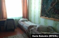 Комната Никиты Болонкина в Нурлатском детском доме