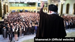 Iran's Supreme Leader Ayatollah Ali Khamenei and his conservative allies say universities are no place for concerts.