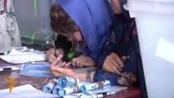 Afghan Election Audit Gets Off To Slow Start