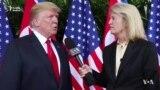Дональд Трамп Ким Чен Ынга өмет белән каравын белдерде