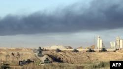 Իրաքի զինված ուժերի ստորաբաժանումները շարժվում են դեպի Ֆալուջա, 23-ը մայիսի, 2016թ․