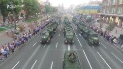 ТВ вести: Воена паради, протест на новинари, борби и судења