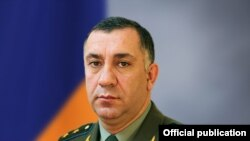 Генерал-лейтенант Степан Галстян