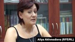 Наталья Белик, председатель Русского национально-культурного центра в Талдыкоргане.