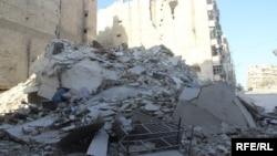 Алеппо, 14 октября 2016