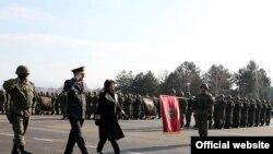 Šesta godišnjica Kosovskih snaga bezbednosti