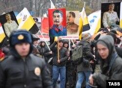 Марш у Петербурзі, 4 листопада 2013 року