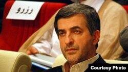 اسفندیار رحیم مشایی، رییس دفتر محمود احمدی نژاد.