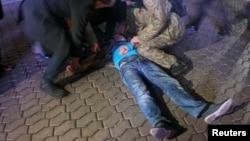На побитих «Беркутом» чиниться тиск – правозахисники
