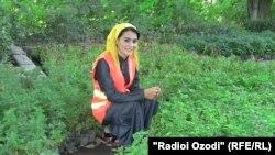 Munira Mirzoeva hələlik xəstələrin yox, çiçəklərin qayğısına qalır
