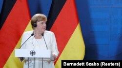 Angela Merkel u Mađarskoj
