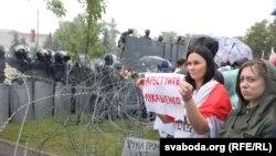 Беларусь - марш единства в Минске, 6 сентября 2020 года
