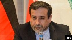 Иран сыртқы істер министрінің орынбасары Аббас Аракчи.