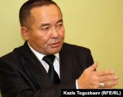 Курамшин ісі бойынша куәгер Кәрібай Құсайынов. Алматы, 7 қараша 2011 жыл.