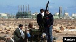 Эксперты РС не исключают, что военные действия в Ливии могут привести к образованию двух ливийских государств