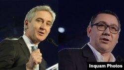 Iurie Leancă și Victor Ponta, liderul Pro România, se află în relații apropiate de mai mulți ani