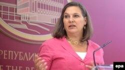 Помічниця державного секретаря США з питань Європи та Євразії Вікторія Нуланд