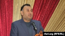 Zahir Wahdat, governor of Sari Pul Province (file photo)