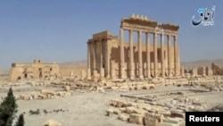 Dünya ekspertləri Palmira abidələrinin bərpasını müzakirə edirlər