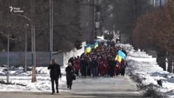 У Запоріжжі працівники «швидкої» протестували проти реформування їхньої служби (відео)